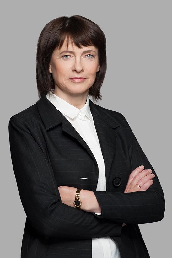 Vyriausioji buhalterė Virginija Agintienė