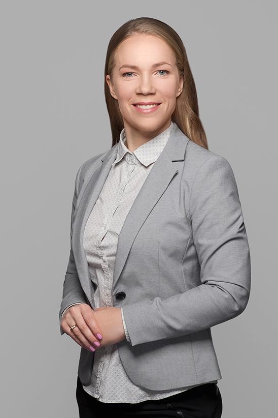 Biuro vadovė Simona Stroputė