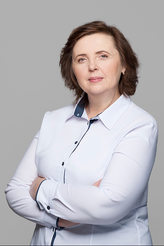 Vyriausioji buhalterė Rima Lekavičienė