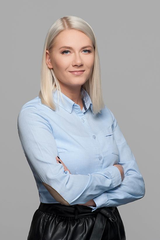 Vyriausioji buhalterė Donata Taunytė