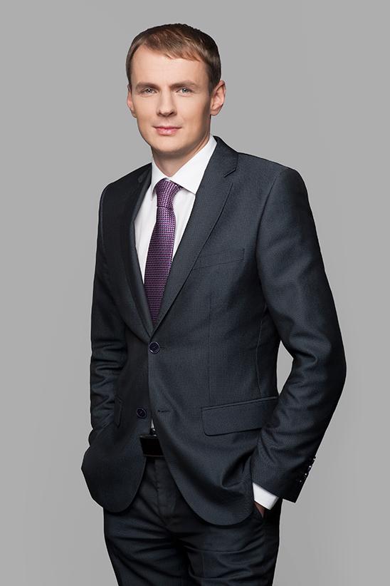 Teisininkas Viačeslavas Lelešius