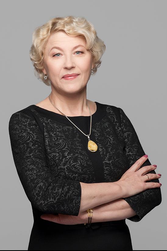 Vyriausioji buhalterė Jūratė Paukštienė