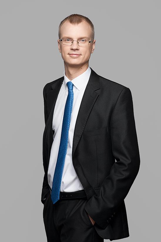 Vyriausiasis buhalteris Edgaras Šuškevičius
